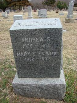 Mary E. <I>Burr</I> Baldwin