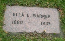 Ella E <I>Rexford</I> Warner
