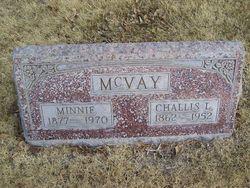 Minnie <I>Lumpkins</I> McVay