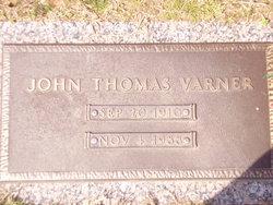 John Thomas Varner