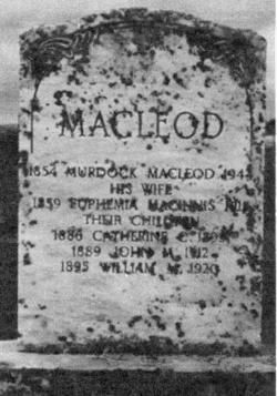 Murdock MacLeod