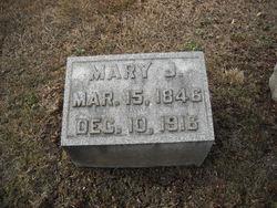 Mary Jane <I>Dronenbug</I> Brandenburg