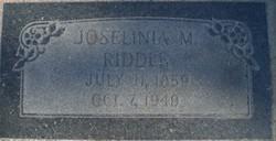 Joselyn Mountchesney Riddle