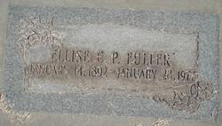 Ellise <I>Crawford</I> Fuller