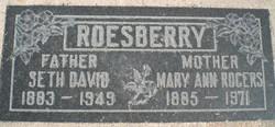 Seth David Roesberry