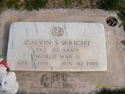 Calvin Spendlove Wright