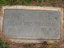 Karl Joseph Wilkinson