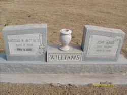 "John Howd ""Jack"" Williams"