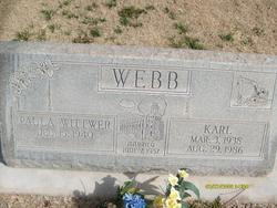 Karl Webb