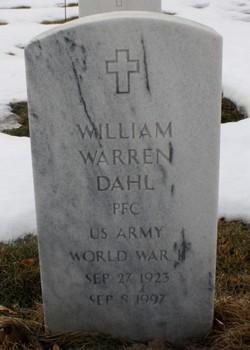 William Warren Dahl