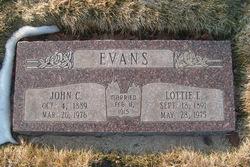 Lottie Evans