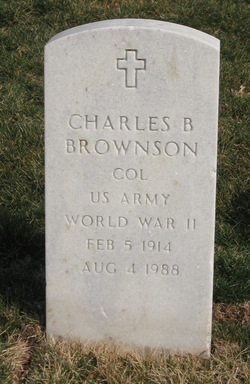 Charles Bruce Brownson
