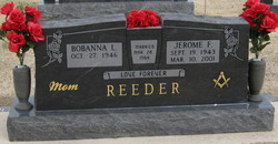 """Jerome Franklin """"Jerry"""" Reeder"""