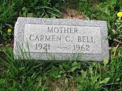Carmen C <I>Patterson</I> Bell