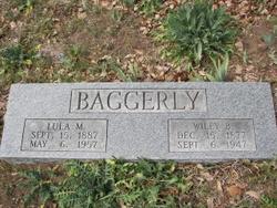 Lula Mae <I>Turner</I> Baggerly