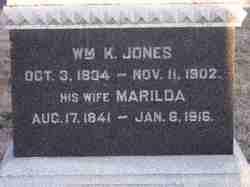 Marilda <I>Jones</I> Jones