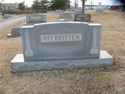 Eula Lee <I>Shroat</I> Allbritten