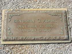 Benjamin G Adams