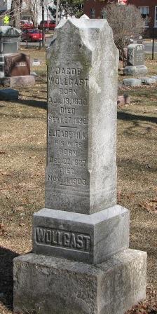 Elizabeth Katherine Wolgast