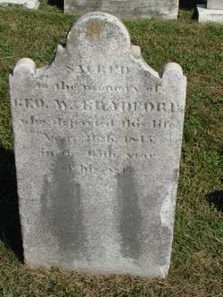 George W Bradford