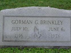 Gorman G Brinkley