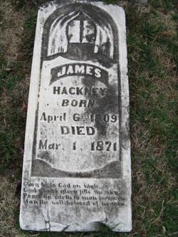 James Hackney