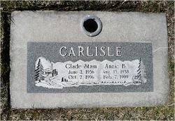 Annie <I>Bilanzich</I> Carlisle