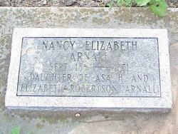 Nancy Elizabeth Arnall