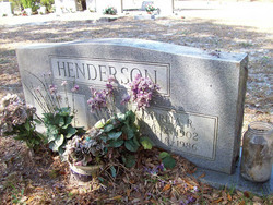 Murlia R. <I>Beasley</I> Henderson