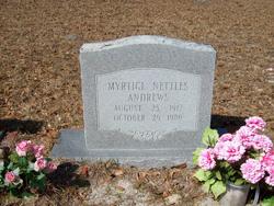 Myrtice <I>Nettles</I> Andrews