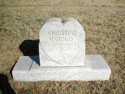 Christine Marquis