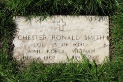 Col Chester Ronald Smith