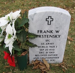 Frank William Trstensky