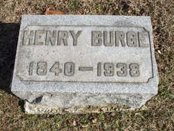"William Henry Harrison ""Henry"" Burge"