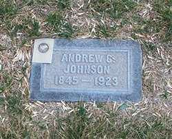 Andrew Gustave (Nygren) Johnson