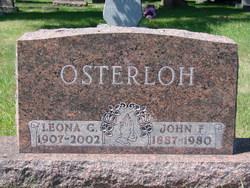 "John Fredrick ""Jack"" Osterloh"