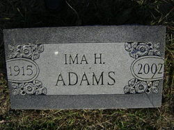 Ima H. Adams