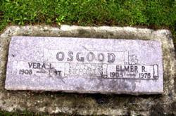 Elmer R Osgood