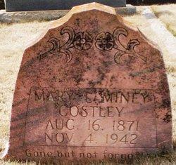 Mary L <I>Miney</I> Costley