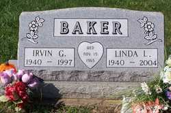 Linda Lou <I>Ryckman</I> Baker