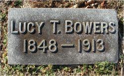 """Lucinda Thedosia """"Lucy"""" <I>Dovel</I> Bowers"""