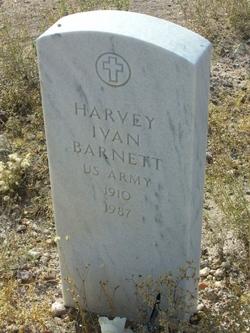 Harvey Ivan Barnett