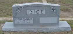 William Harrison Rice