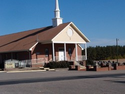 Red Branch Baptist Church Cemetery