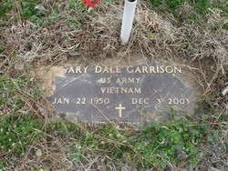 Gary D Garrison