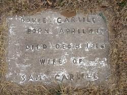 Dovie Carlile