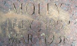 """Mary """"Molly"""" <I>Moore</I> Aldridge"""