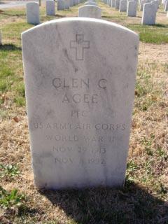 Glen C Agee
