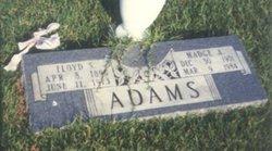 Floyd Seaborn Adams, Sr