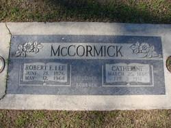Robert E. Lee McCormick
